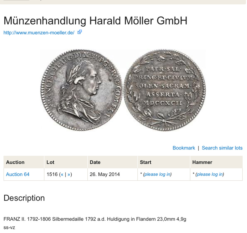 Moneda o medalla ? 31cd2f10