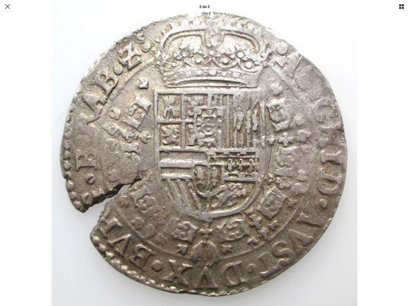 1654 patagón de Amberes  5f7d1e10