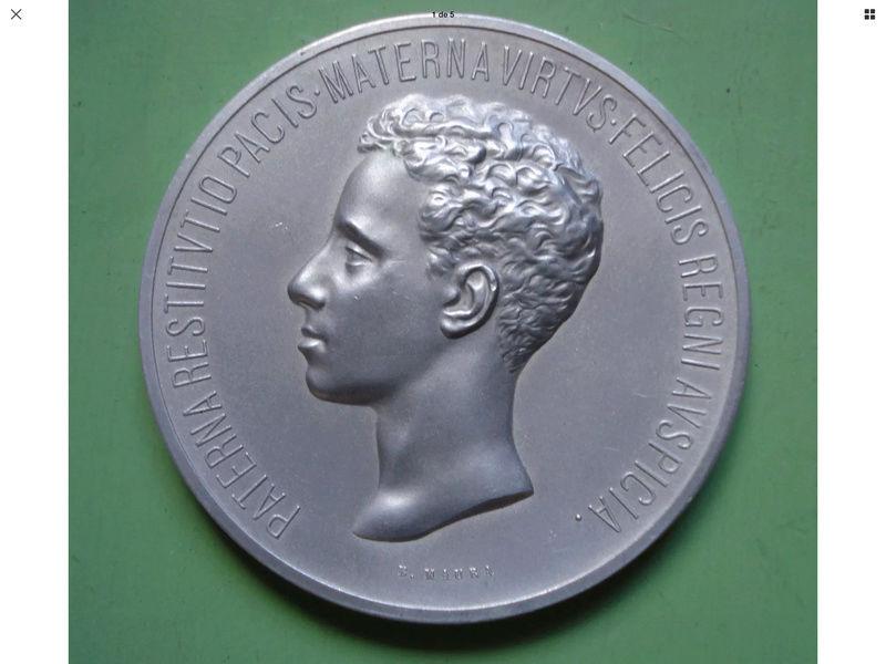 1902 proclamación de Alfonso XIII 77711110