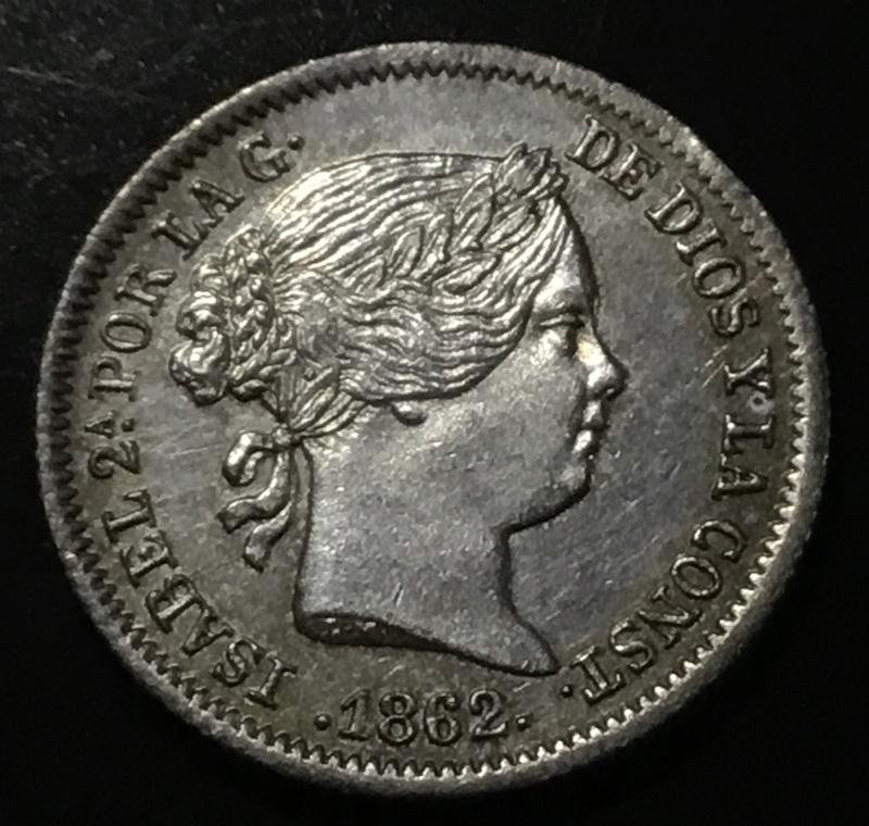 1862, Madrid 1 real 88f16310