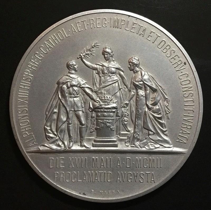1902 proclamación de Alfonso XIII 97545710