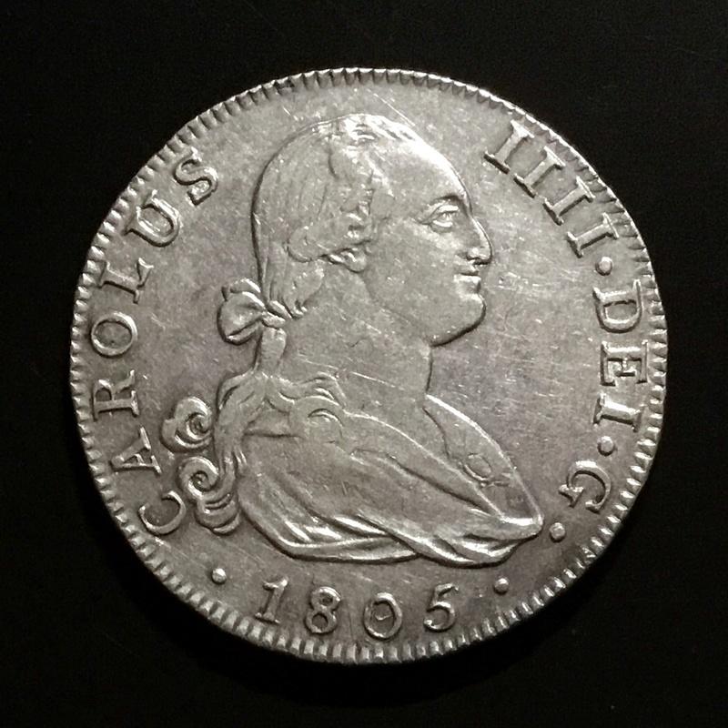 4 reales 1805 (sobre 796) FA Madrid De3abb10