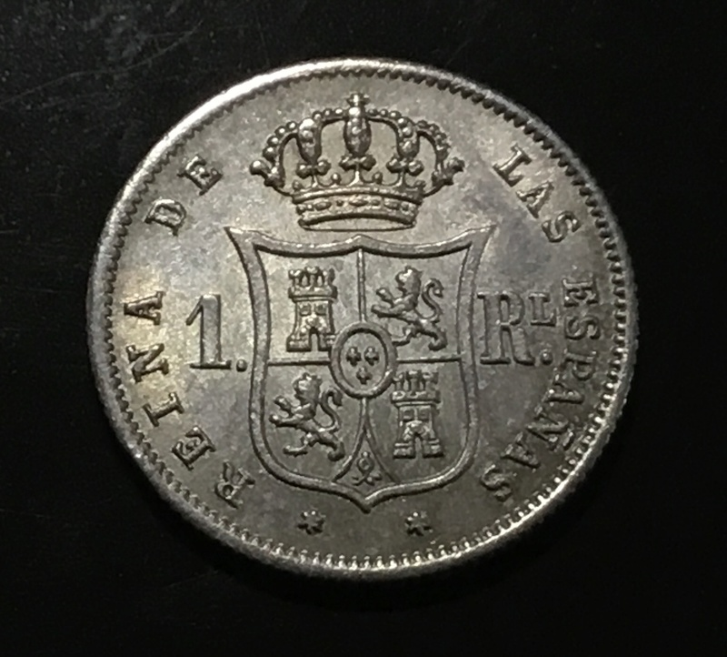1862, Madrid 1 real E4ad2a10