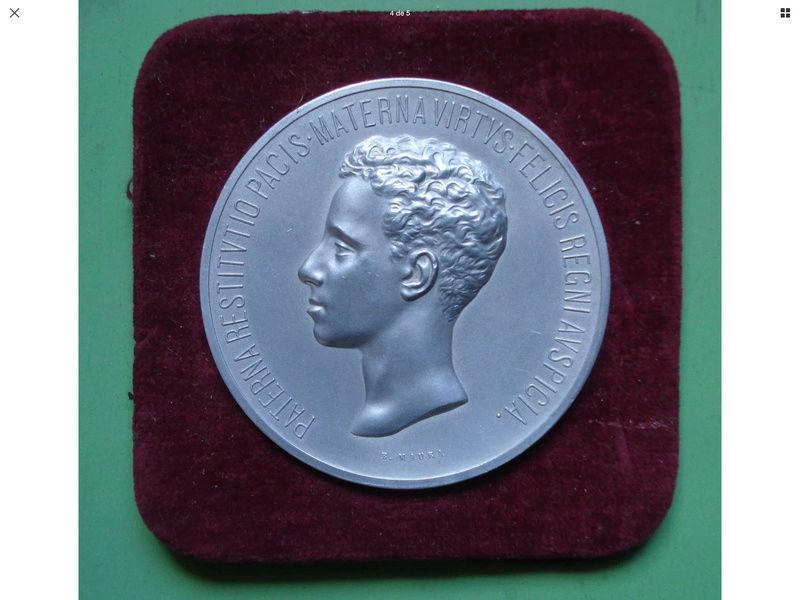 1902 proclamación de Alfonso XIII E782ac10