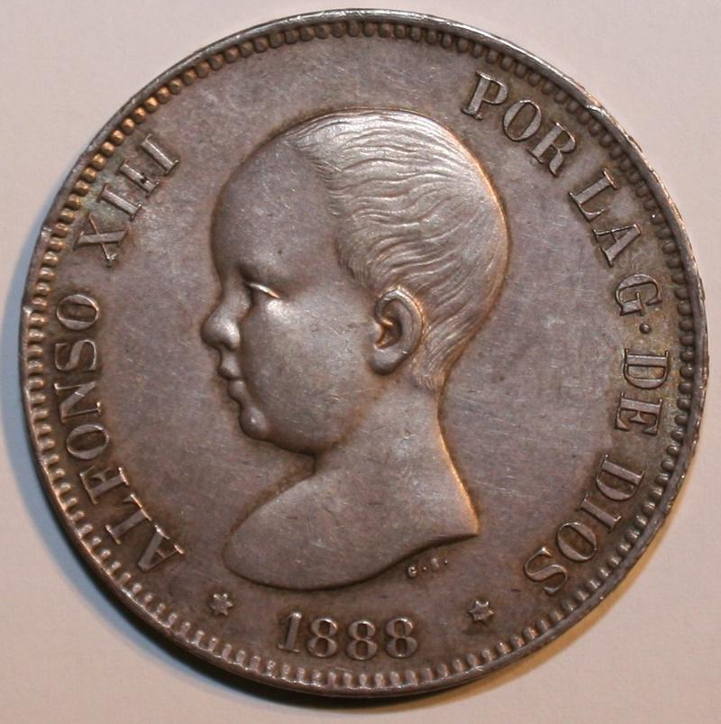 5 pesetas Alfonso XIII, MSM, 1888 Img_7210