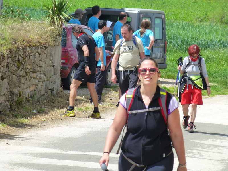 Fotos de la  XII marcha Raíces de Castilla P1530029