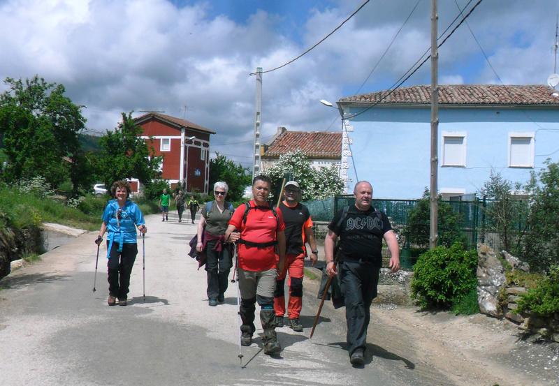 Fotos de la  XII marcha Raíces de Castilla Sam_3011