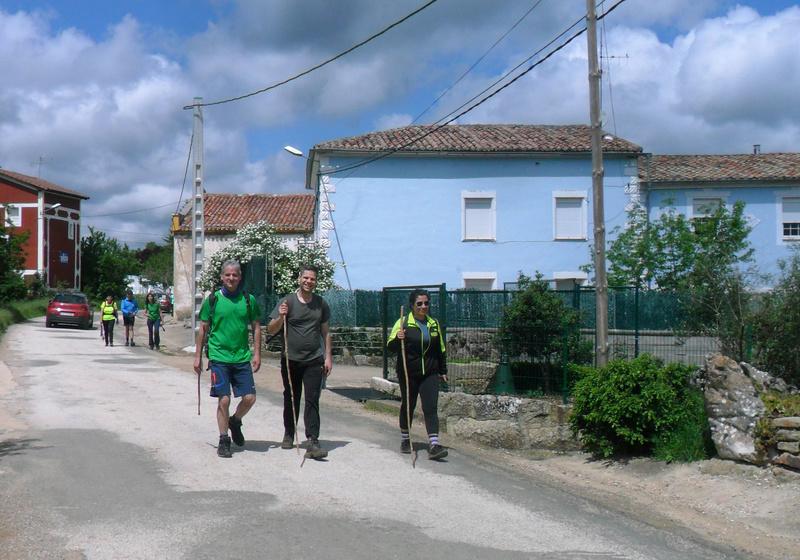 Fotos de la  XII marcha Raíces de Castilla Sam_3012
