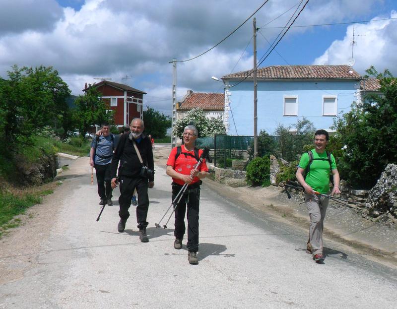 Fotos de la  XII marcha Raíces de Castilla Sam_3023