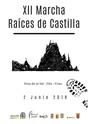 XII Marcha Raíces de Castilla Cartel10