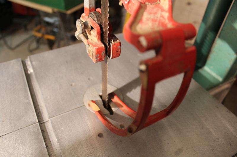 Scie à ruban Kity 612 (petite restauration, j'espère) Img_8315