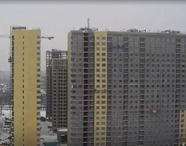 """На ЖК """"Летний сад"""" - начался монтаж фасадных конструкций! Теплозвукоизоляция под ними - лучше, чем у соседнего ЖК """"Город"""" - Страница 2 11111110"""