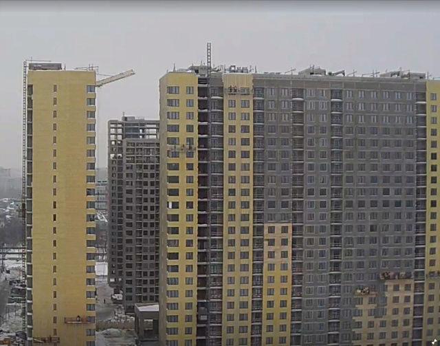"""На ЖК """"Летний сад"""" - начался монтаж фасадных конструкций! Теплозвукоизоляция под ними - лучше, чем у соседнего ЖК """"Город"""" - Страница 3 J5ysla11"""