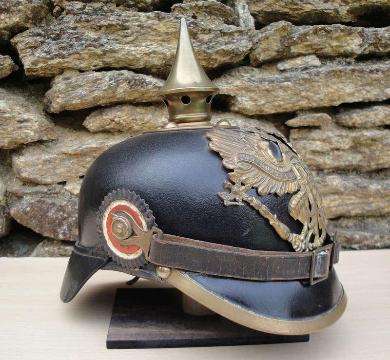 Mon premier pointu casque prussien 1895 1024