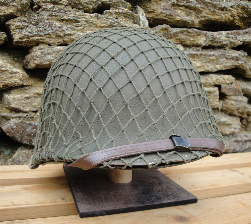 Casque US M1 WW2 231