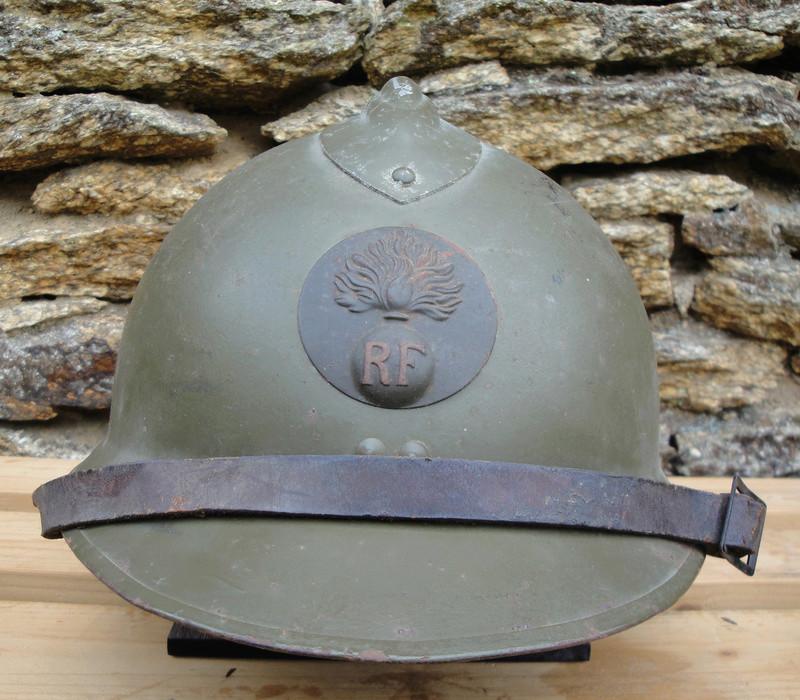 Casque Adrian Mod 26 Infanterie - Page 2 311