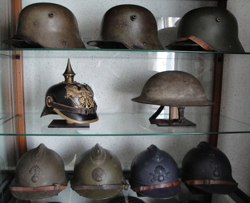 Mon premier pointu casque prussien 1895 3211