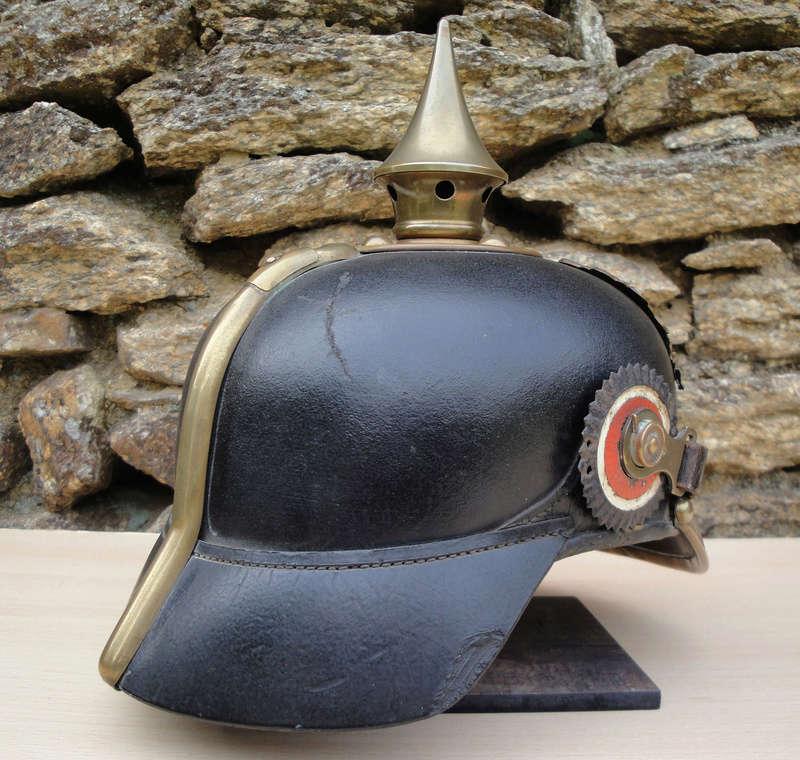 Mon premier pointu casque prussien 1895 728
