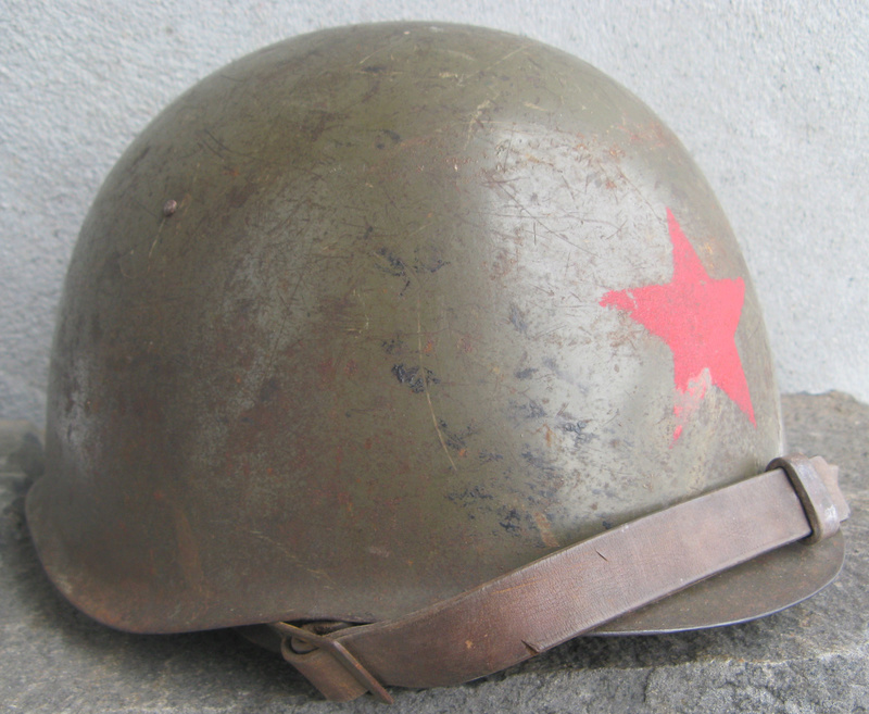 Casque Soviet Ssh39 Img_7511