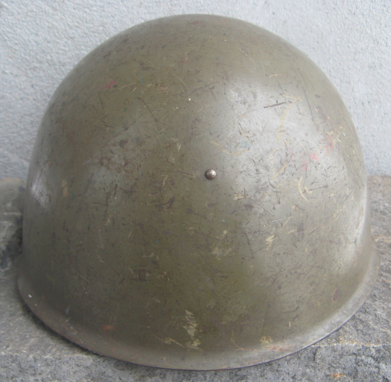 Casque Soviet Ssh39 Img_7610