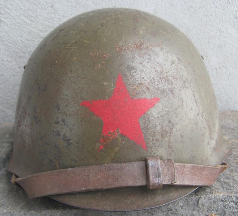 Casque Soviet Ssh39 Img_7611