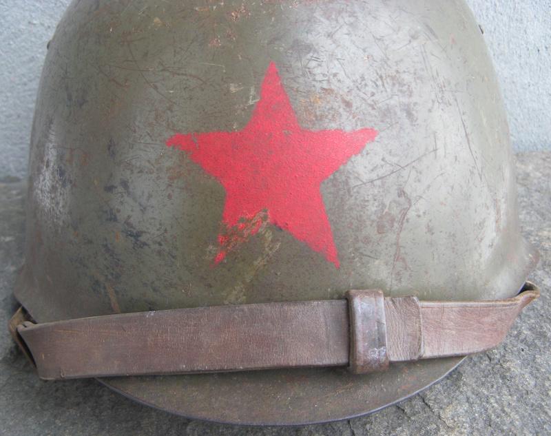 Casque Soviet Ssh39 Img_7613