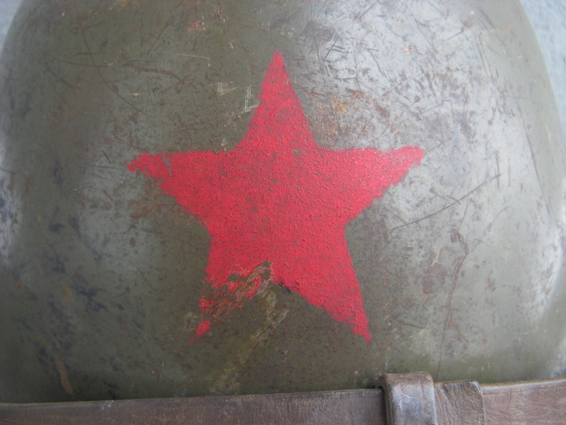 Casque Soviet Ssh39 Img_7614