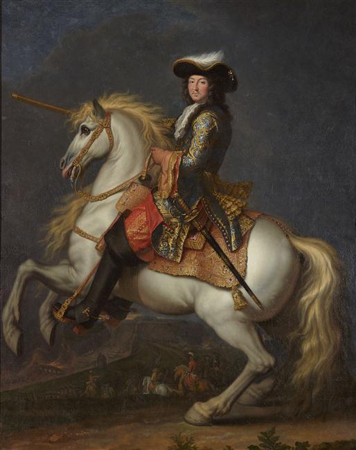 """Exposition """"Le cheval : Art et pouvoir"""" à Versailles  15-60110"""