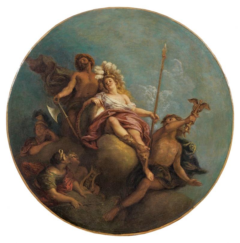Exposition Charles de la Fosse en 2015 15196410