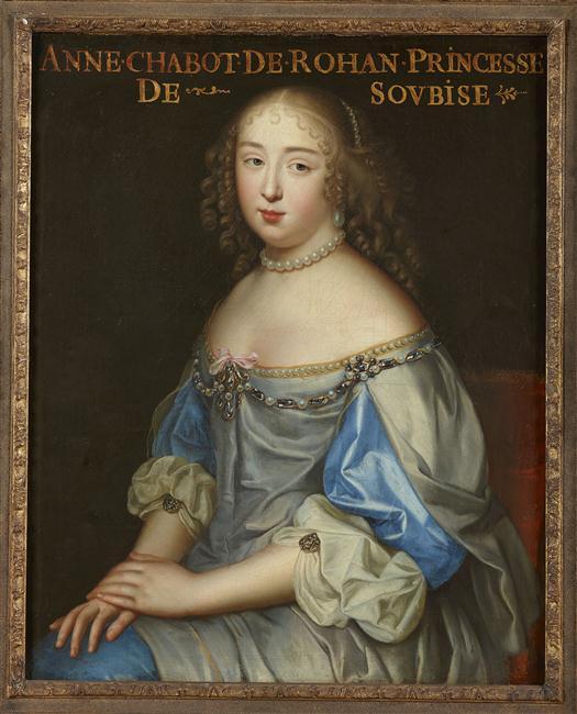 Expo à Bussy-Rabutin, la galerie des beautés de Louis XIV 16-53010