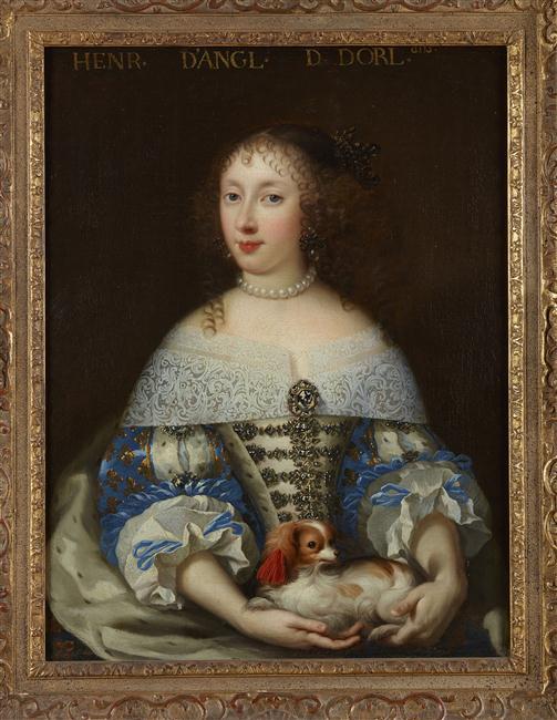 Expo à Bussy-Rabutin, la galerie des beautés de Louis XIV 16-53011