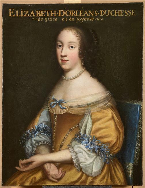 Expo à Bussy-Rabutin, la galerie des beautés de Louis XIV 18-51611