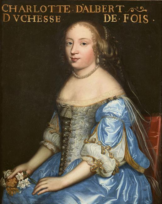Expo à Bussy-Rabutin, la galerie des beautés de Louis XIV 18-51613