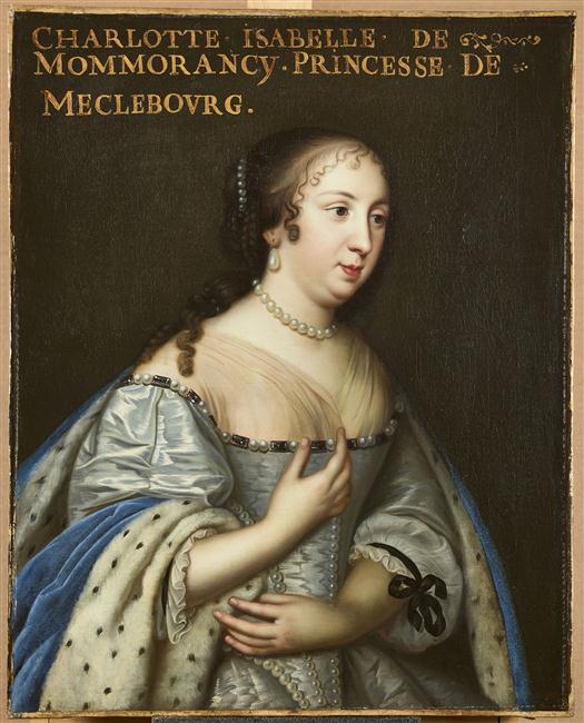 Expo à Bussy-Rabutin, la galerie des beautés de Louis XIV 18-51614