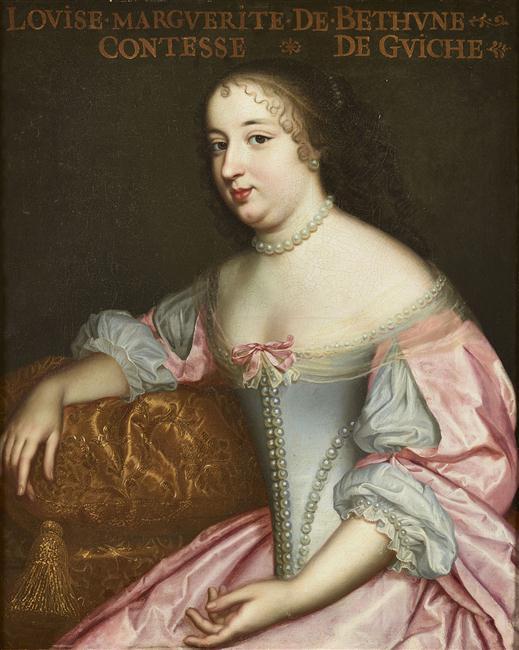 Expo à Bussy-Rabutin, la galerie des beautés de Louis XIV 18-51615