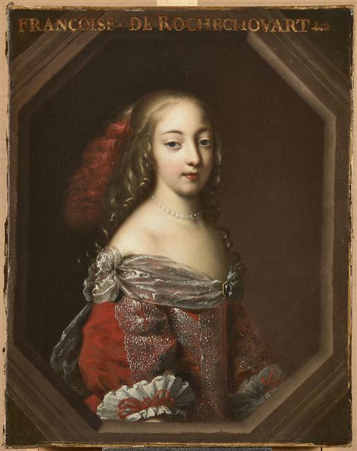 Expo à Bussy-Rabutin, la galerie des beautés de Louis XIV 18-51616