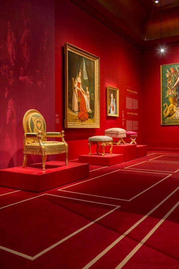 MBAM expo : Napoléon, art et vie de cour au palais impérial 27073310