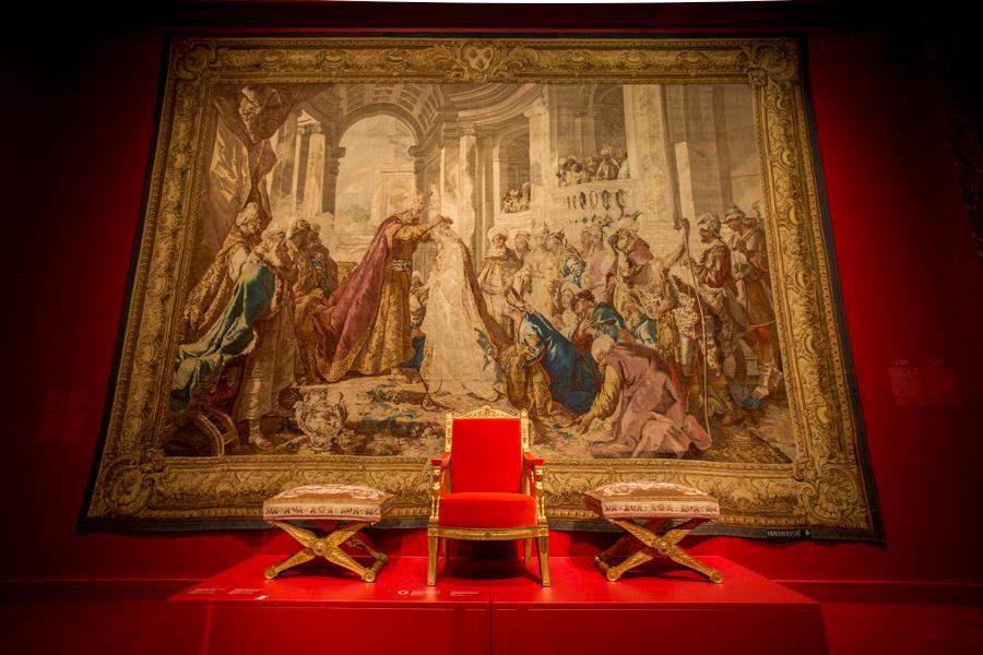 MBAM expo : Napoléon, art et vie de cour au palais impérial 27332112