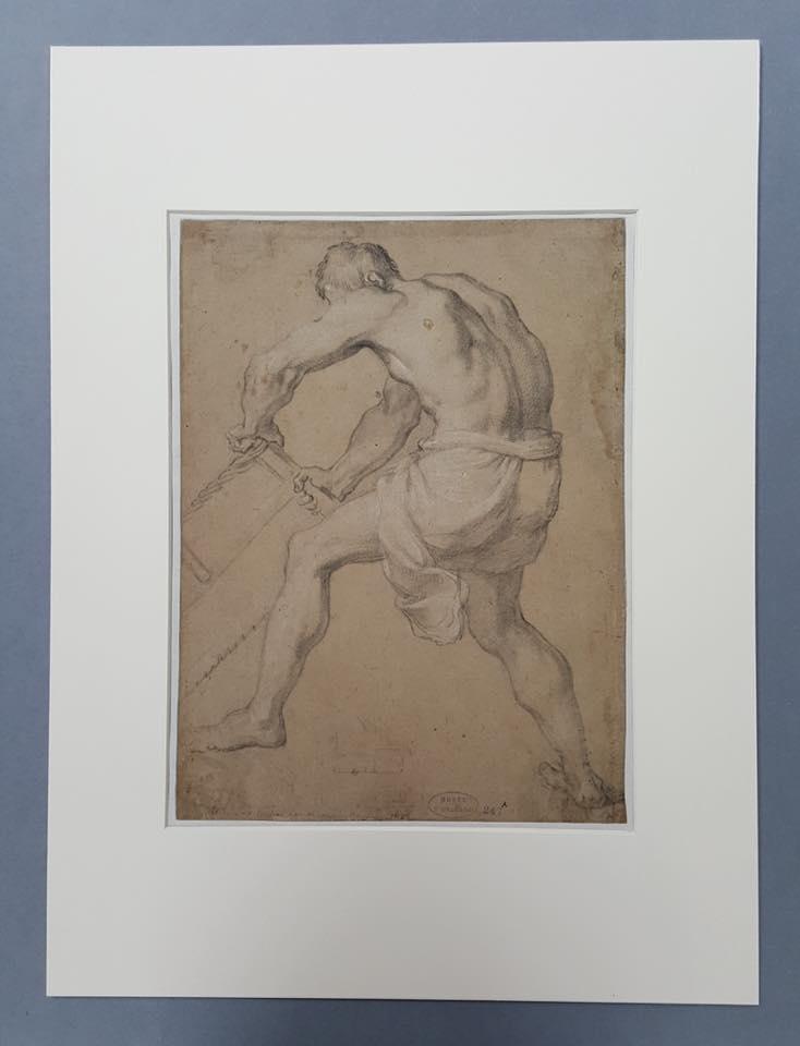 Traits divins. Dessins français du musée d'Orléans. XVIIe s. 27459810