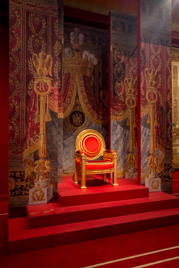 MBAM expo : Napoléon, art et vie de cour au palais impérial 27541110