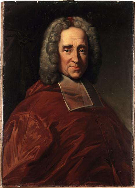 Le cardinal Dubois et Saint-Simon 74-00010