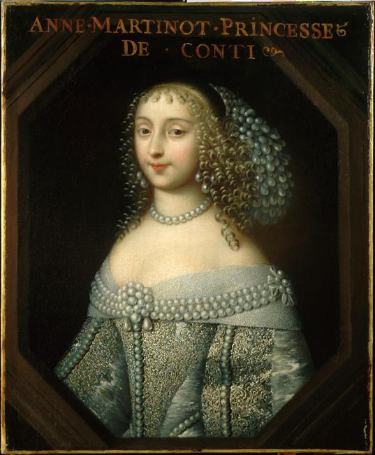 Expo à Bussy-Rabutin, la galerie des beautés de Louis XIV 84-00010