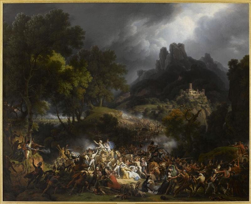 """Paris. Musée de L'Armée : Exposition """"Napoléon stratège"""" Attaqu10"""