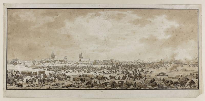 """Paris. Musée de L'Armée : Exposition """"Napoléon stratège"""" Batail10"""