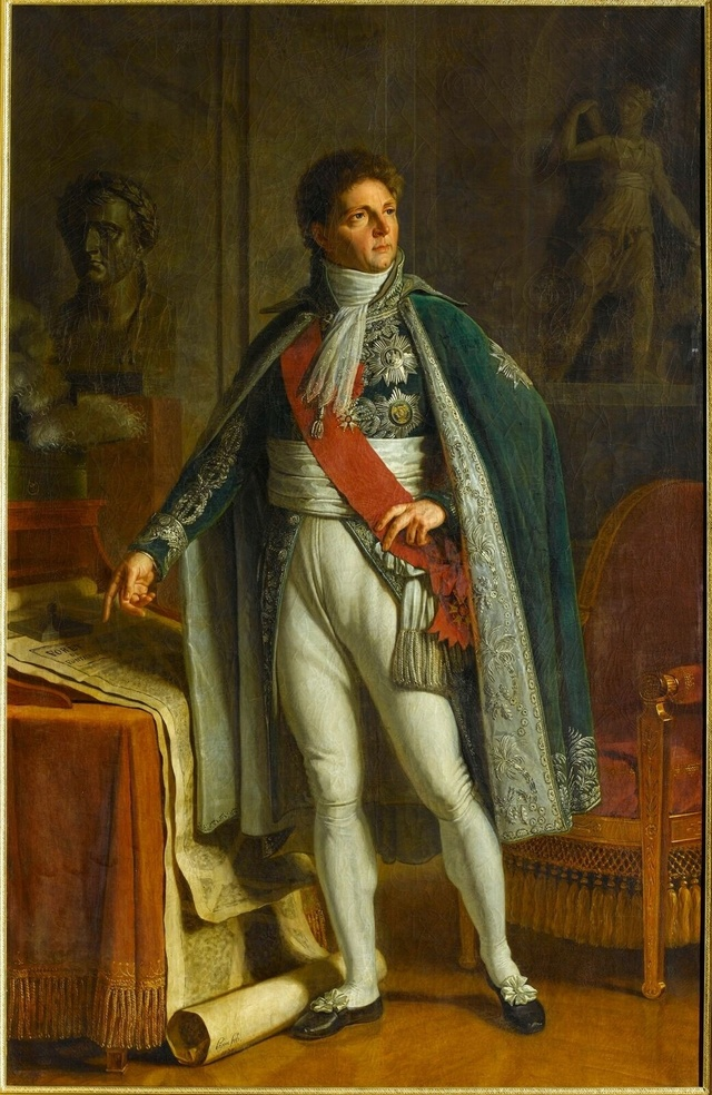 MBAM expo : Napoléon, art et vie de cour au palais impérial Berthi11