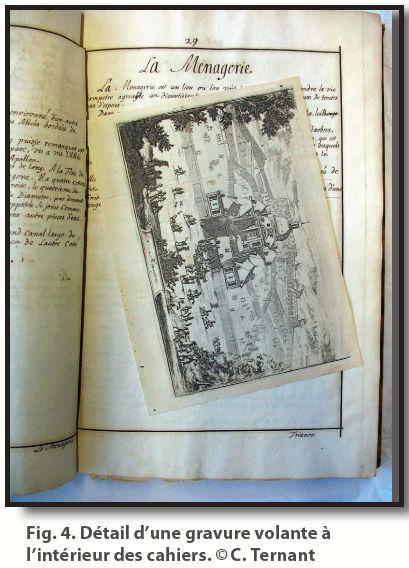 Une description manuscrite du château restaurée à la BnF Captur14