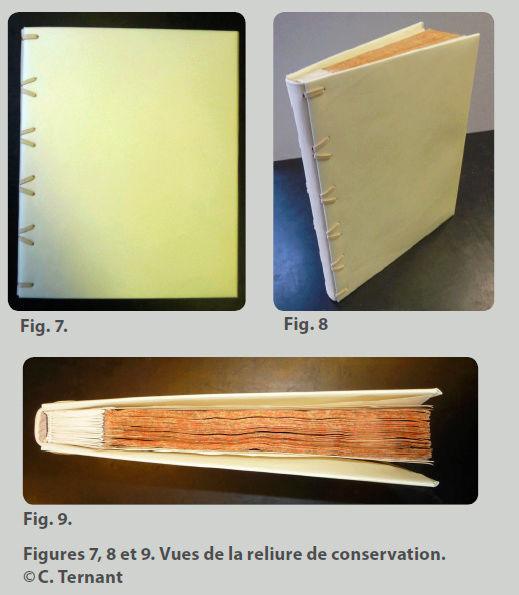 Une description manuscrite du château restaurée à la BnF Captur16