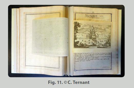 Une description manuscrite du château restaurée à la BnF Captur18
