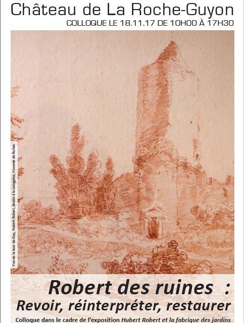 Hubert Robert et la fabrique des jardins à La Roche-Guyon Colloq12