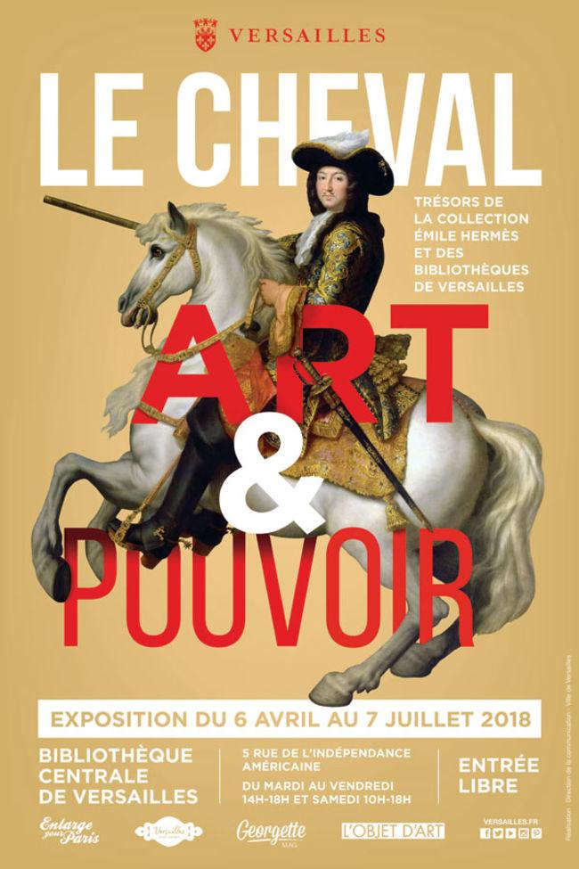"""Exposition """"Le cheval : Art et pouvoir"""" à Versailles  Csm_af10"""